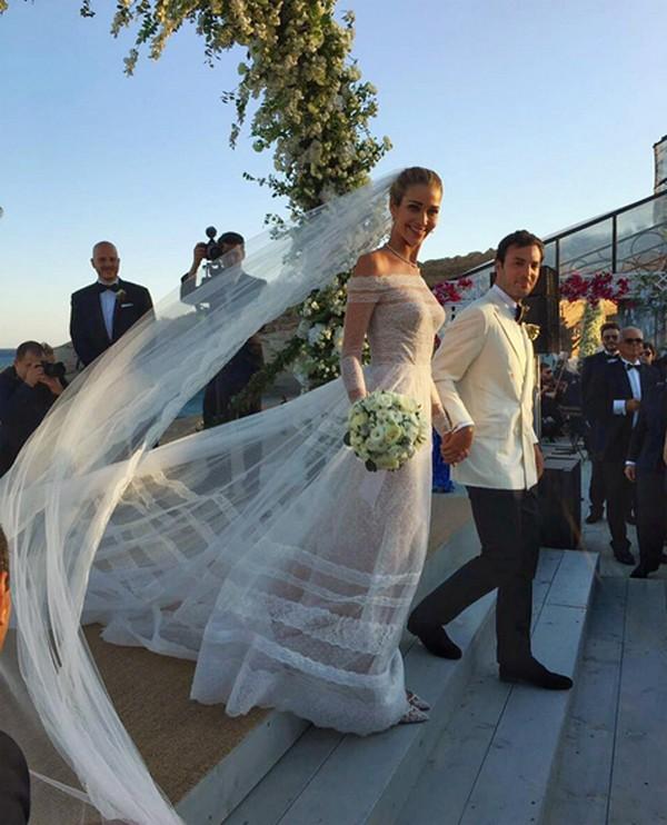 Ana Beatriz Barros e o marido Karim El Chiaty (Foto: Reprodução / Instagram)