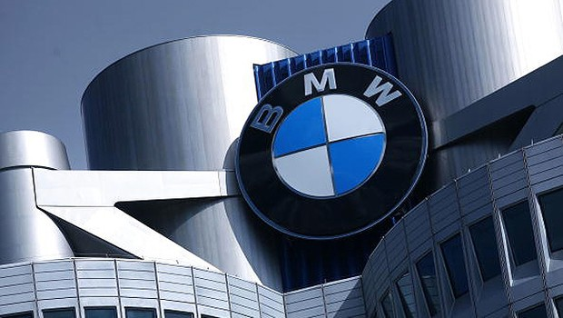 Sede da montadora alemã BMW (Foto: Getty Images)