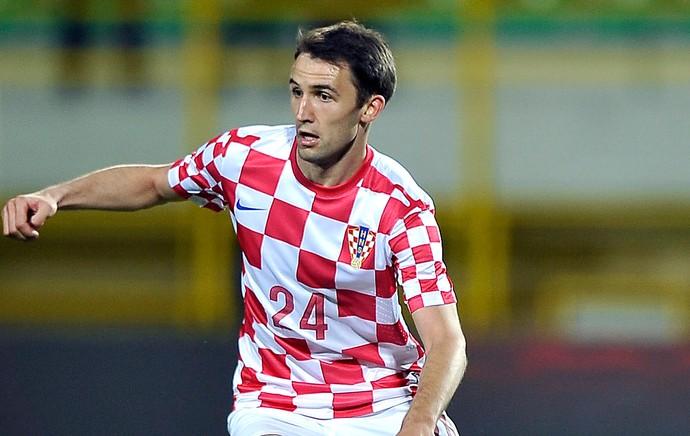 Milan Badelj Croácia (Foto: AFP)