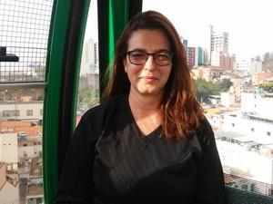 Voluntária JMPI - Tocantins (Foto: Eni Tereza\ Arquivo Pessoal)