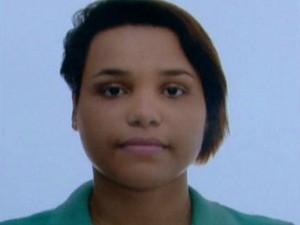 Daiane foi atropelada após cair de ônibus, no Espírito Santo (Foto: Reprodução/ TV Gazeta)
