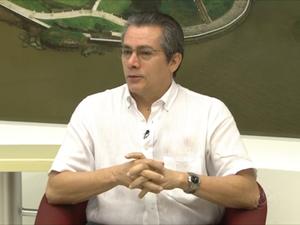cirurgião vascular, Mário Nazareno afirma que vários tipos de tratamento e prevenções  (Foto: Reprodução/TV Amapá)