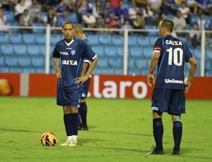 Marquinhos Julinho Avaí Volta Redonda (Foto: Jamira Furlani / Avaí FC)