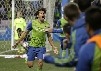 Haedo Valdez Seattle Sounders (Foto: AP)