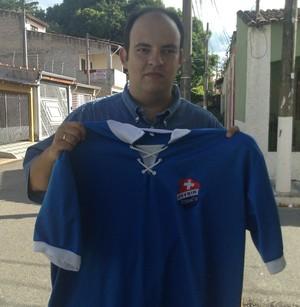 Gerson Junior Savoia Votorantim (Foto: Marcus Vinícius Souza)