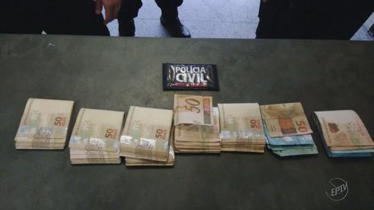 Dois homens são presos em operação de combate a sequestros e roubos no Sul de Minas