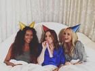Mel B, Geri Halliwell e Emma Bunton comemoram 20 anos das Spice Girls