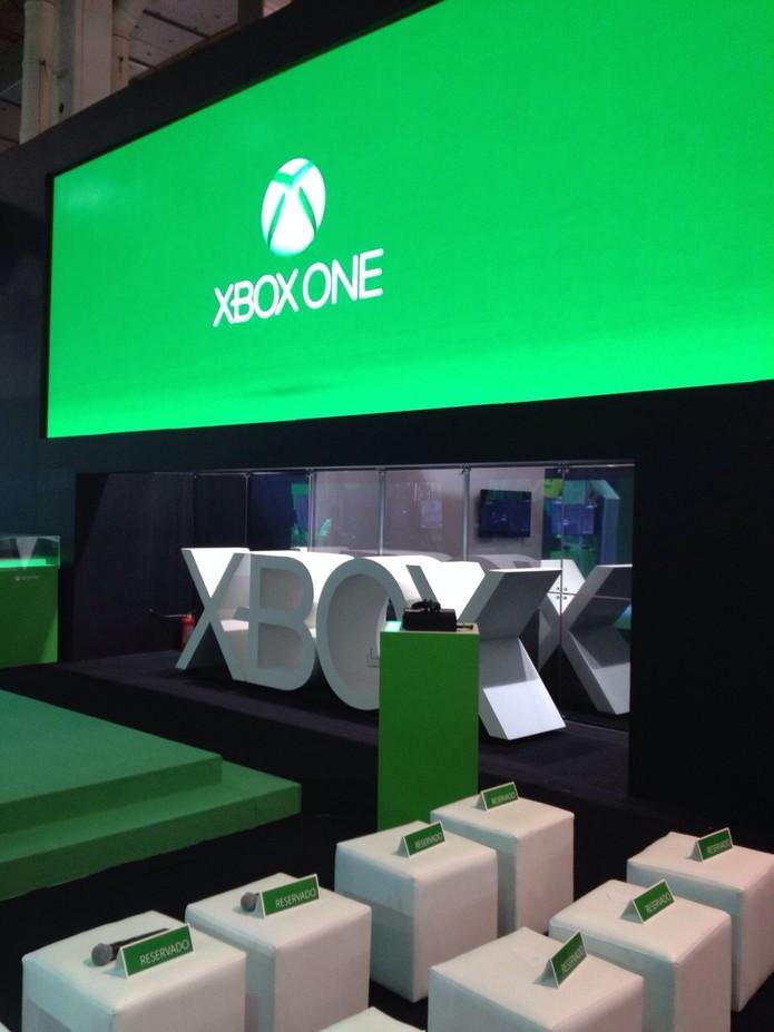 Microsoft anuncia uma série de Bundles com alguns dos jogos mais esperados do ano na BGS 2014. (Foto: Diego Borges/TechTudo Downloads)
