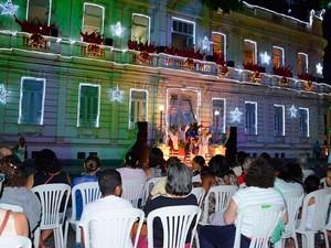 Tradicional Natal Encantado de Feira de Santana ocorre de 18 a 23 de dezembro (Foto: Divulgação)