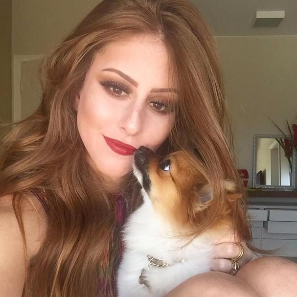 Mari Maria lançou o seu canal no Youtube em setembro de 2014 (Foto: Reprodução Instagram)