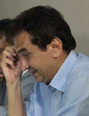 Eleição FFP (Foto: Emanuele Madeira/GLOBOESPORTE.COM)