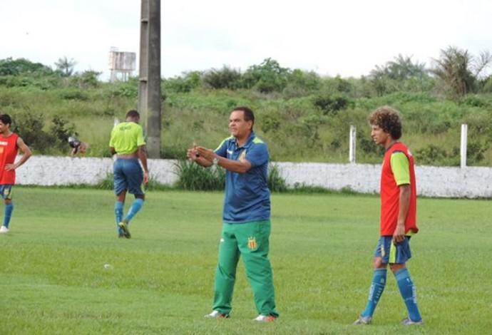 Sampaio encerrou sua preparação para Internacional e terá novidade no time titular (Foto: Sampaio /  Divulgação)