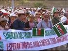Trabalhadores rurais protestam no MA por agilidade em reforma agrária