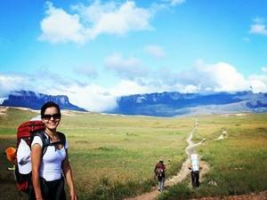 Priscilla Nobres tem 32 anos é bióloga, espírito santo (Foto: Arquivo Pessoal)
