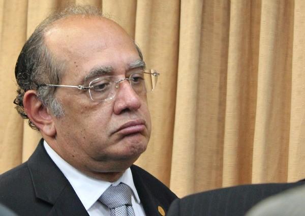 """Gilmar Mendes afirma que reportagem da """"Veja"""" é verdadeira (Foto: Mônica Dias/G1)"""