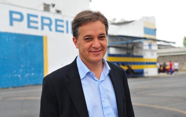 O candidato Carlinhos Almeida, do PT (Foto: Divulgação)