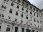 Homem fica nu dentro da Santa Casa de Santos e é detido por testemunhas