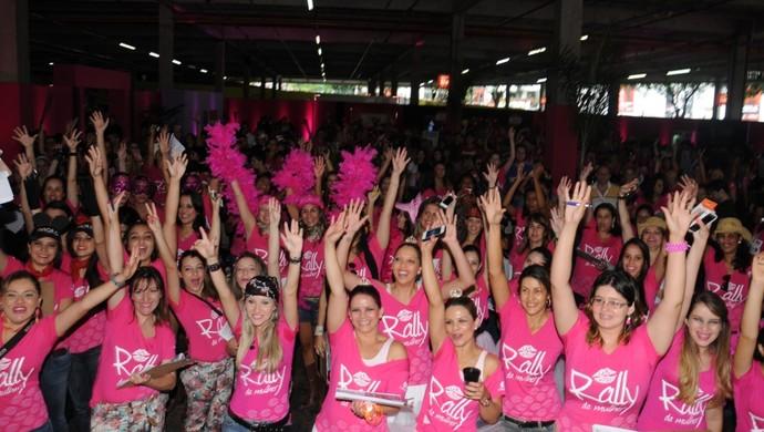 Rally da Mulher - Goiânia (Foto: Divulgação)