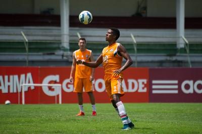 willian, volante, fluminense (Foto: Bruno Haddad/Fluminense FC)