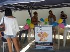 ONG promove feira de adoção de animais em shopping de Maceió