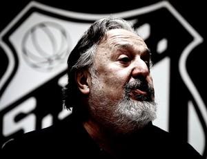 PRESIDENTE DO SANTOS ALAOR RIBEIRO  (Foto: Marcos Ribolli / Globoesporte.com)