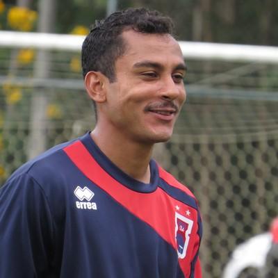 Meia Nadson Paraná Clube (Foto: Fernando Freire)