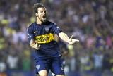 Osvaldo estreia com gol em casa, e Boca vence segunda na Libertadores