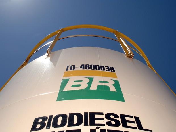 Petrobras decide fechar usina de biodiesel de Quixadá (CE) (Foto: Divulgação)