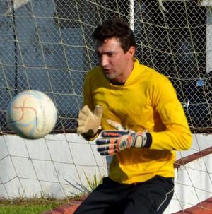 Tiago Rocha se apresenta no Rio Branco (Foto: Nathacha Albuquerque)