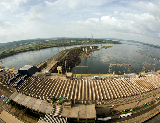 Usina hidrelétrica de Tucuruí no Pará.A costrução de uma linha de levaria energia  da usina a Roraima passou de 2014 para 2024 (Foto:  TARSO SARRAF/ESTADÃO CONTEÚDO)