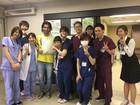 Sertanejo Mariano desloca o ombro durante turnê no Japão