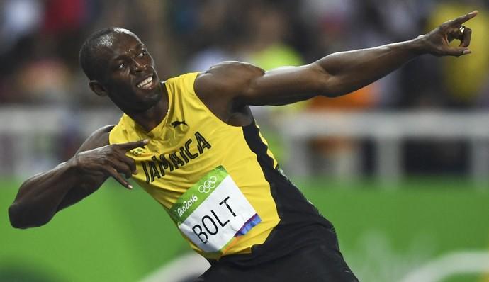 Usain Bolt, 200m, final (Foto: Reuters)