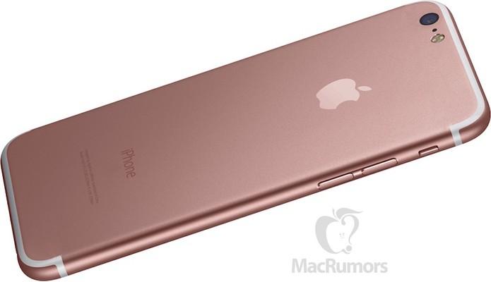 Futuro iPhone 7 pode vir com mudanças no design da câmera e traseira (Foto: Reprodução/Macrumors)