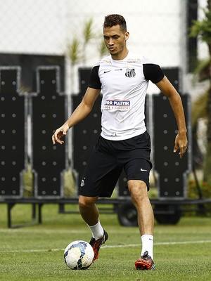 Neto - Santos (Foto: Ricardo Saibun / Divulgação Santos FC)
