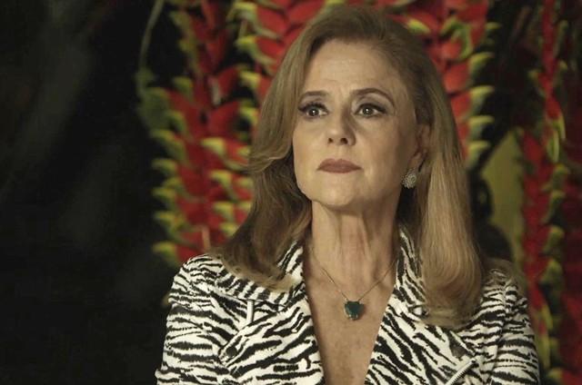 'O outro lado do paraíso': Sophia (Marieta Severo) (Foto: TV Globo)