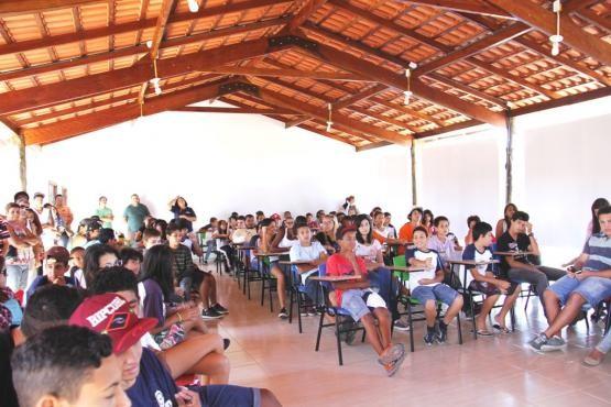 Espaço Ensinação Social (Foto: reprodução Prefeitura de Ilha Comprida)