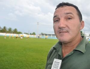 Presidente do Náuas disse que clube pode desistir do Campeonato Acreano 2013 (Foto: Francisco Rocha)