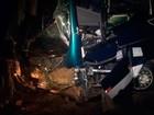 Mulher que morreu em acidente com ônibus de turismo é levada para PE