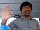 Apuração mostra vitória do boxeador Manny Pacquiao para Senado filipino