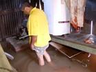 Chuva ainda causa prejuízo e famílias ficam 'isoladas' em distrito de MS