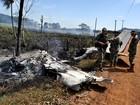 Mulher e filha são atropeladas por avião de ex-presidente paraguaio