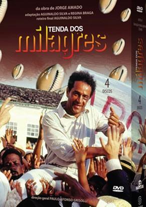 'Tenda dos Milagres' volta em DVD (Foto: Divulgação/TV Globo)