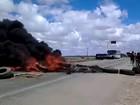 Protesto de caminhoneiros bloqueia  BR-407 na Bahia, diz PRF