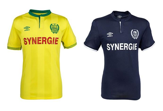 Camisas Nantes