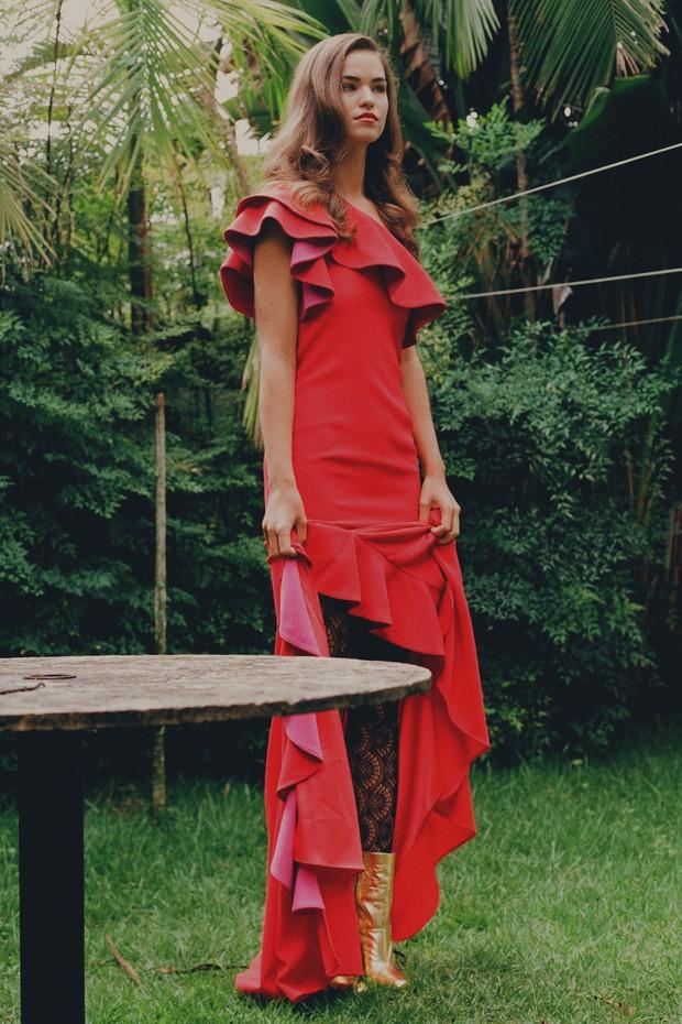 Luiza Barcelos (Foto: Reprodução)