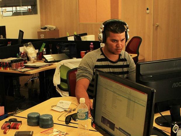 Jack é técnico de informática e mora em Sorocaba (Foto: Jack Usephot/Arquivo Pessoal)