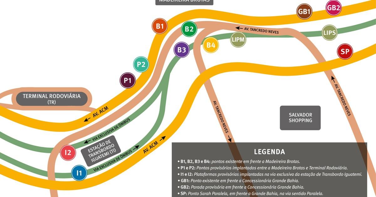 67fdd0c62d G1 - Obras do metrô modificam paradas de pontos de ônibus na LIP