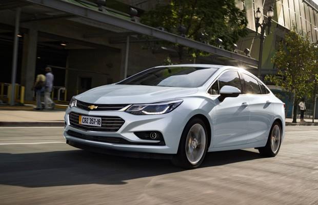 Novo Chevrolet Cruze é lançado na Argentina (Foto: Divulgação)