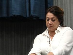 Advogado diz que Tânia chegou no quarto no momento que Houly tentava se matar. (Foto: Carolina Sanches/G1)