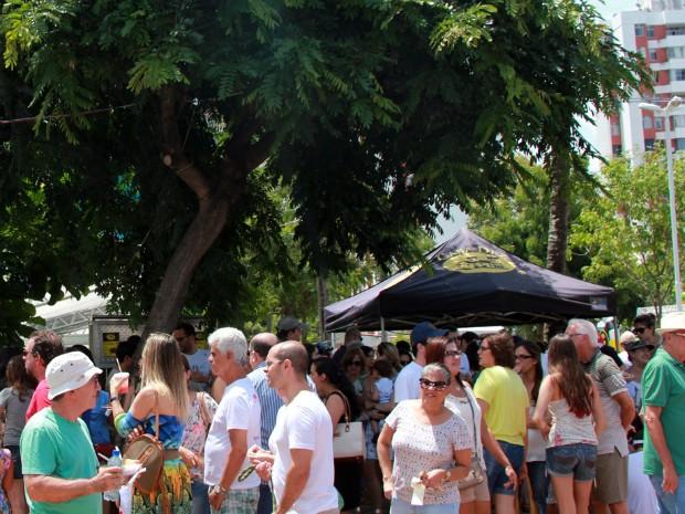 'Boa Praça' leva comércio, gastronomia e lazer ao ar livre para o bairro da Pituba (Foto: Reprodução/Site Oficial)